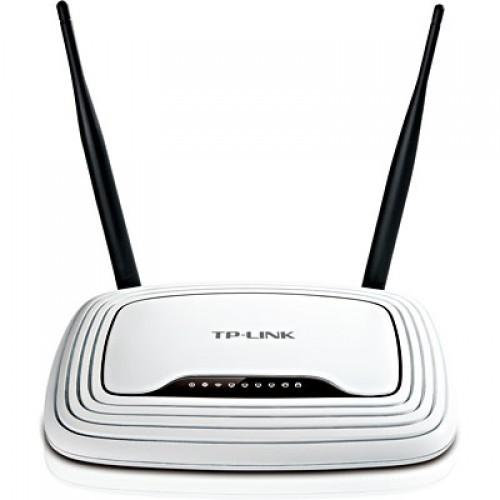 Wireless Router Tplink TL- WR841N 300MBPS Com 2 Antenas
