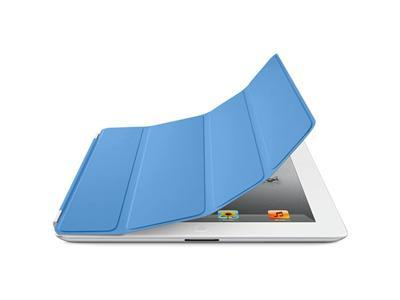 Case Para Ipad2 Smart Cover Azul - LK-8290