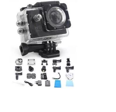 Camera Filmadora Prova D agua Full HD 1080p Sports