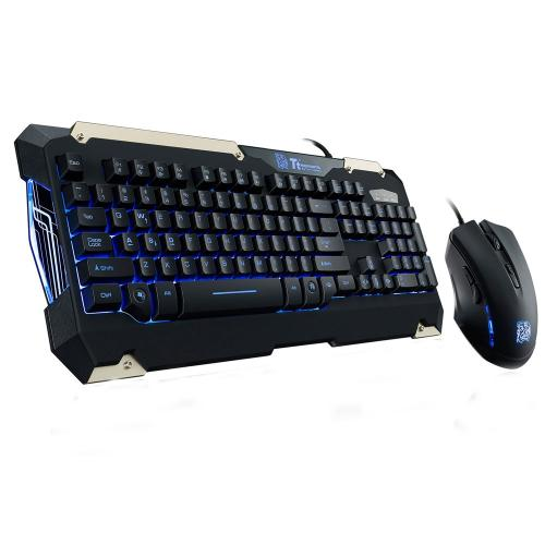 Teclado e Mouse Gamer Commander Thermaltake