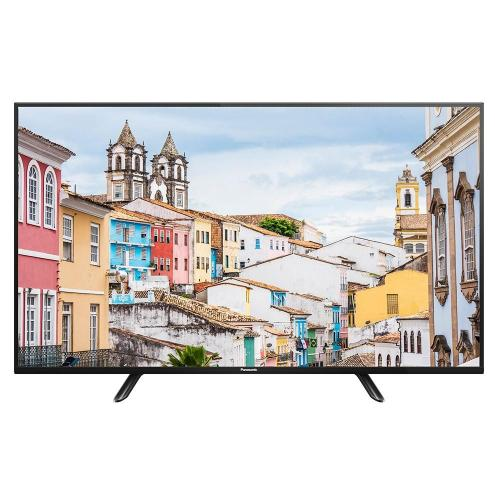"TV LED 40"" Full HD Panasonic - Conversor Digital Integrado, Media Player, Entradas HDMI e Entrada USB"