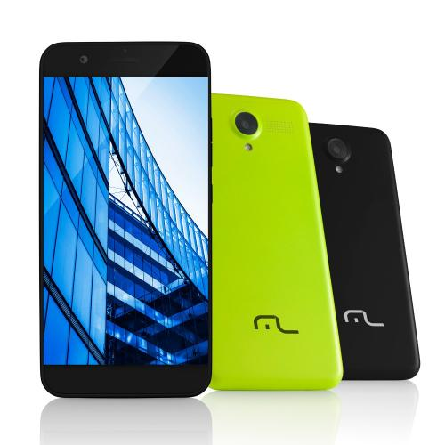 Smartphone Quad Core 4G Android 5.0 Multilaser NB236