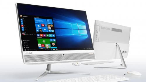 "Computador All In One Ideacentre AIO 510-22ISH Intel Core i3 4GB 1TB 21,5"" Full HD Windows 10 Home Lenovo"