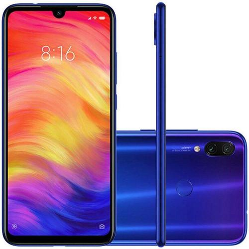 "Smartphone Xiaomi Redmi Note 7 6,3"" 48/13MP 64GB Azul"