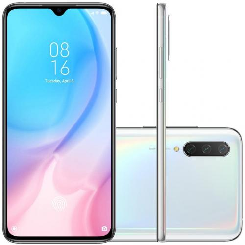 "Smartphone Xiaomi Mi 9 Lite 6,39"" 48/32MP 64GB Branco"